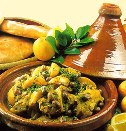 Gastronomie marocaine Website Info Sitealytics